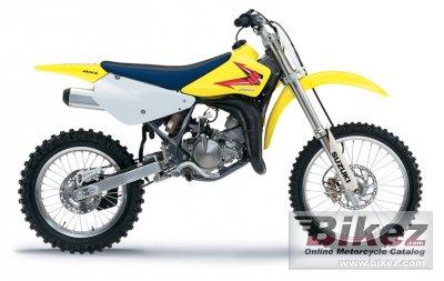 2013 Suzuki RM85L