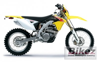 2013 Suzuki RMX450Z