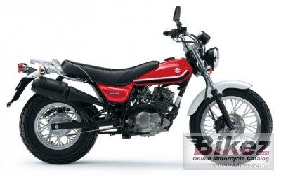 2013 Suzuki VanVan 125