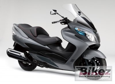 2014 Suzuki Burgman 400 ABS photo