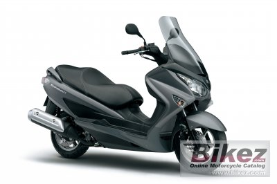 2014 Suzuki Burgman 125 photo