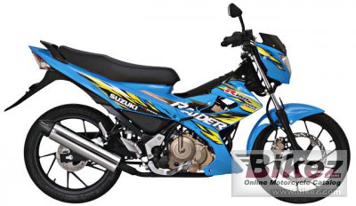 2014 Suzuki Raider R 150 photo