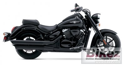 2014 Suzuki Boulevard C90 B O S S photo