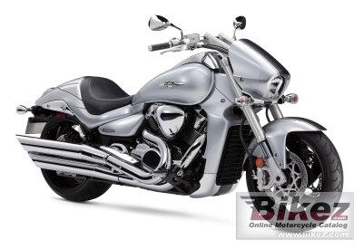 2014 Suzuki Boulevard M109R Limited Edition photo