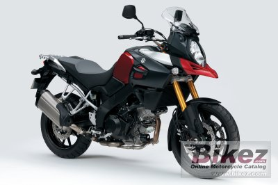 2014 Suzuki V-Strom 1000 ABS photo