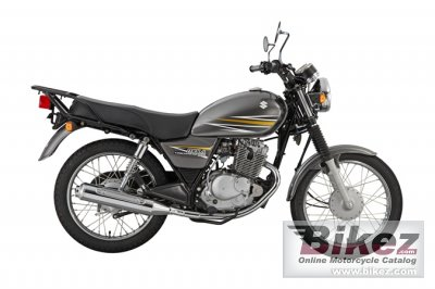 2014 Suzuki Mola 150 photo