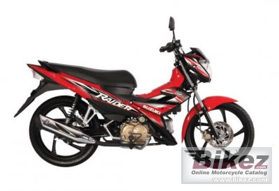 2014 Suzuki Raider J 115 Fi photo