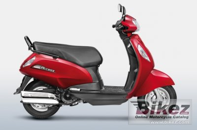 2014 Suzuki Access 125 photo