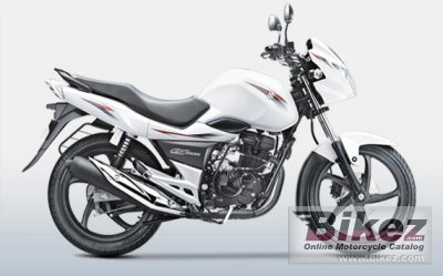 2014 Suzuki GS150R photo