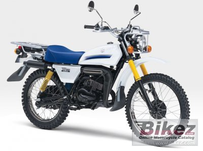 2014 Suzuki TF 125 photo
