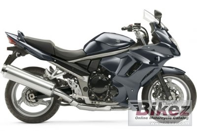 2014 Suzuki Bandit 1250F ABS photo