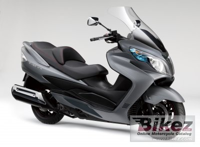 2014 Suzuki Burgman 400 photo