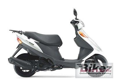 2014 Suzuki Address V125