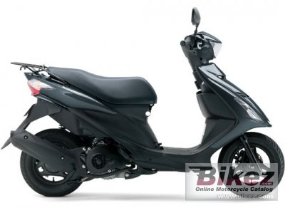 2014 suzuki address v125s specifications and pictures. Black Bedroom Furniture Sets. Home Design Ideas