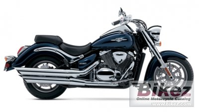 2014 Suzuki Boulevard C90 specifications and pictures