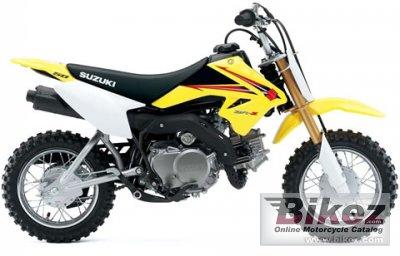 2014 Suzuki DR-Z50