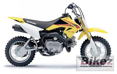 2014 Suzuki DR-Z70