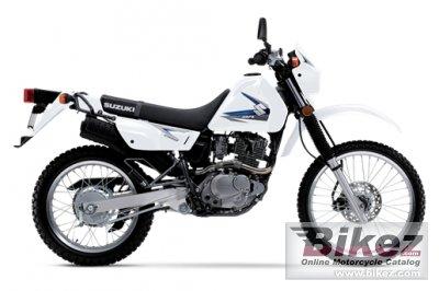 2014 Suzuki DR200SE