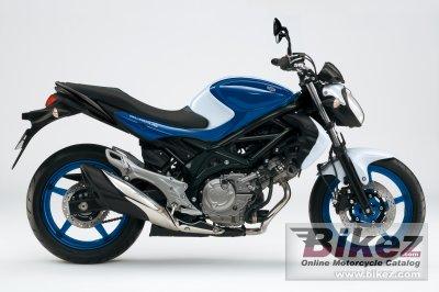 2014 Suzuki Gladius