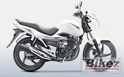 2014 Suzuki GS150R