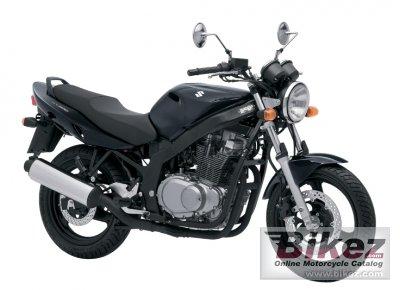2014 Suzuki GS500