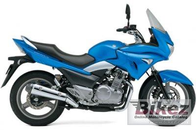 2014 Suzuki GSR250S