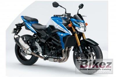 2014 Suzuki GSR750