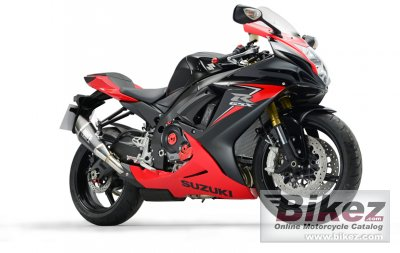 2014 Suzuki GSX-R750 Yoshimura specifications and pictures