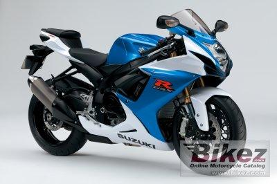 2014 Suzuki GSX-R750