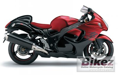 2014 Suzuki Hayabusa ABS Z specifications and pictures