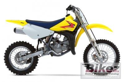 2014 Suzuki RM85