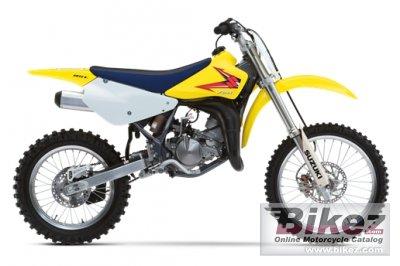 2014 Suzuki RM85L