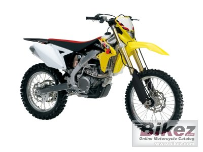 2014 Suzuki RMX450Z