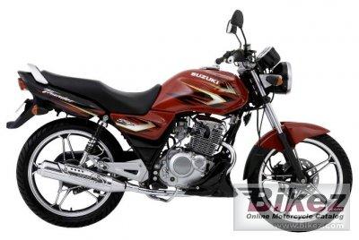 2014 Suzuki Thunder 125