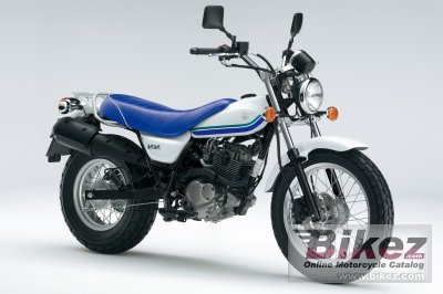 2014 Suzuki VanVan 125