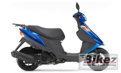 2015 Suzuki Address V125