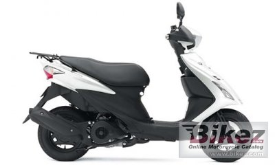 2015 Suzuki Address V125S Limited