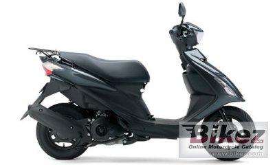 2015 Suzuki Address V125S
