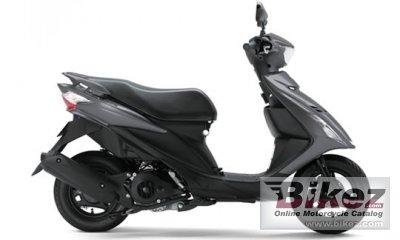 2015 Suzuki Address V125SS