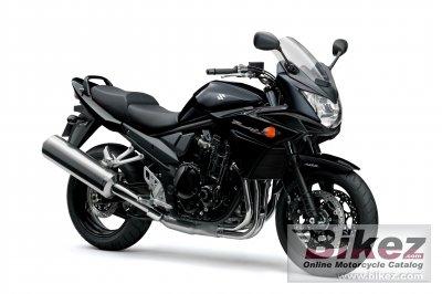 2015 Suzuki Bandit 1250S ABS
