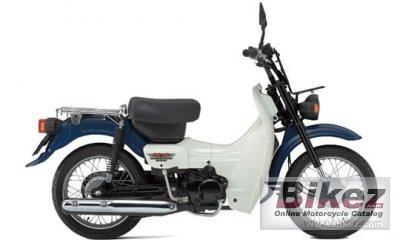2015 Suzuki Birdie 50
