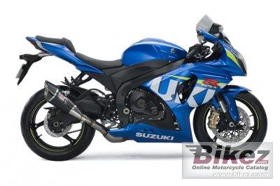 2015 Suzuki GSX-R1000 Moto GP