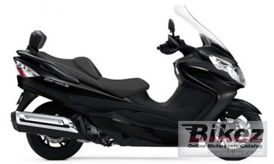 2015 Suzuki Skywave 250 Limited