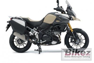 2015 Suzuki V-Strom 1000 Desert