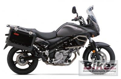 2015 Suzuki V-Strom 650 ABS Adventure