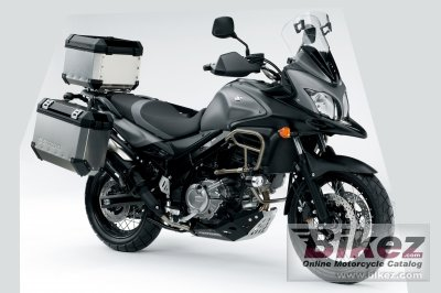 2015 Suzuki V-Strom 650XT ABS specifications and pictures