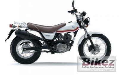 2015 Suzuki VanVan 125