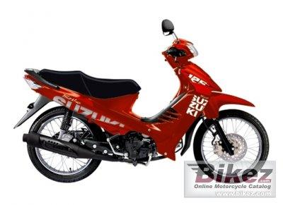 2016 Suzuki Best 125