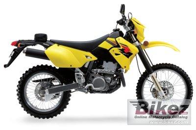 2016 Suzuki DR-Z400E