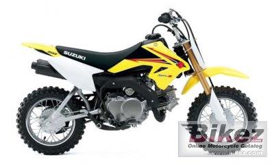 2016 Suzuki DR-Z50